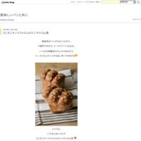 胡桃と無花果のメランジェ - 美味しいパンと共に