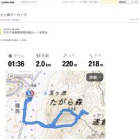七ツ森湯名沢林道を通り禅興寺帰りに鎌倉山 - 七ツ森アーカイブ