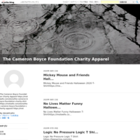 the cameron boyce T shirt - The Cameron Boyce Foundation Charity Apparel