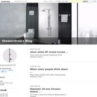 Stainless steel wall mounted shower column - Showerstraw's Blog