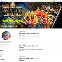 Joker123 Gaming Slot Online Terpercaya Dengan Jackpot Global - Stationjoker123