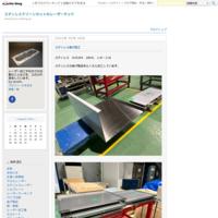 アルミ製看板 - ステンレスクリーンカットのレーザーテック