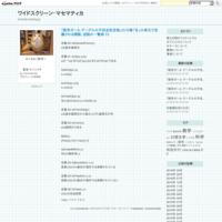 2017/07/25-08/24 - ワイドスクリーン・マセマティカ