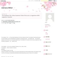 The Gardener Film Online kostenlos Online Ohne sich zu registrieren MKV englischer Untertitel - Adriana Miller