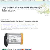 Koop een nieuwe Laptop AC Adapter ACER A13-045N2A - Hoog kwaliteit ASUS ADP-330AB 330W Charger Online verkoop