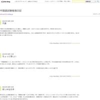 中国語試験勉強日記