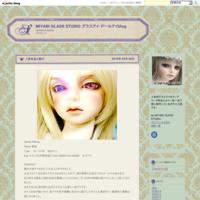 多色虹彩 【Multicolor iris】 - MIYABI GLASS STUDIO  グラスアイ・ドールアイblog
