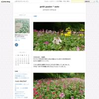 九輪草 - petit panier * note