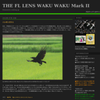 おまけで撮影の部分日食 - THE FL LENS WAKU WAKU Mark II