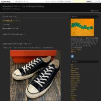かいちゃんの月曜日 - WHooPee(ウーピー) Used&ImportClothing
