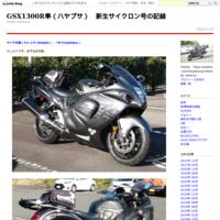 Barkbustersレバープロテクター - GSX1300R隼(ハヤブサ) 新生サイクロン号の記録