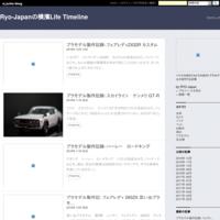プラモデル製作記録:スカイラインケンメリ GT-R - Ryo-Japanの横濱Life Timeline