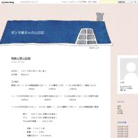 空木岳檜尾岳登山記録(2015,7,25-26) - ポンタ爺さんの山日記