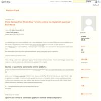 Palm Swings Free Pirate Bay Torrents online no registrati openload Full Movie - Patricia Clark