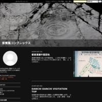 DANCHI DANCHI VISITATION TOP - 紫青風コンプレックス