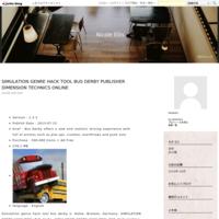 SIMULATION GENRE HACK  TOOL BUS DERBY PUBLISHER DIMENSION TECHNICS ONLINE - Nicole Ellis