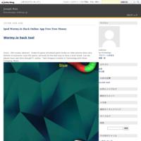 Ipod Wormy.Io Hack Online App Free Free Money - Joseph Ruiz