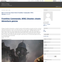 How To Get Free Hack  Patch Frontline Commando: WW2 Shooter 1.1.3 V - Rebecca Dong