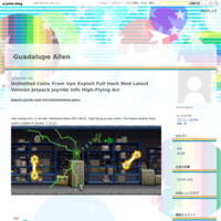 Unlimited Coins From Vpn Exploit Full Hack Mod Latest Version Jetpack Joyride Info High-Flying Arc - Guadalupe Allen