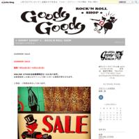 営業日のお知らせ - ★ GOODY GOODY ★  -  ROCK'N ROLL SHOP