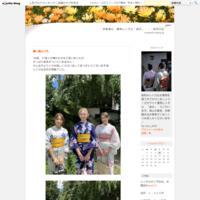 爽やかなお二人さんです。 - 京都嵐山 着物レンタル「遊月」・・・徒然日記