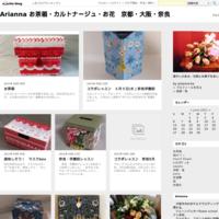 お茶箱レッスンについて - カルトナージュ・お茶箱 京都・大阪・奈良 paris好きblog
