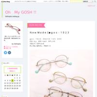 銀座松屋3階にてPOP UP SHOP開催中!! - Oh My GOSH !!