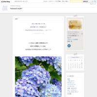 お花コースター&デイジーのポットマット完成* - Natural style*