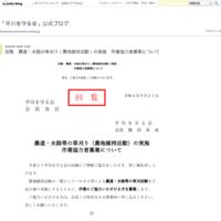 神様トンボ?? - 「平川を守る会」公式ブログ