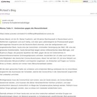 Money Talks V - Verbrechen gegen die Menschlichkeit (der ganze Text) - Pcrtest's Blog